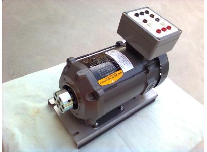 71-0-B100-A : Motor/Generator - 60W, 24Vdc Image