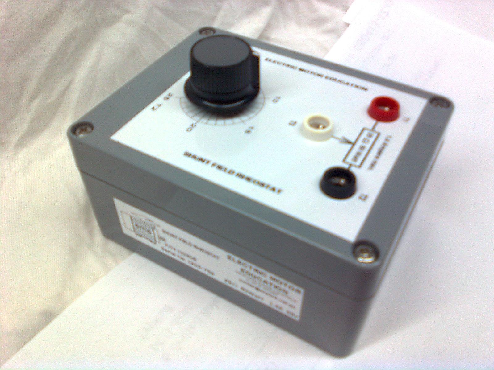 1550-0-110R : Starter - dc Shunt Field Rheostat Image