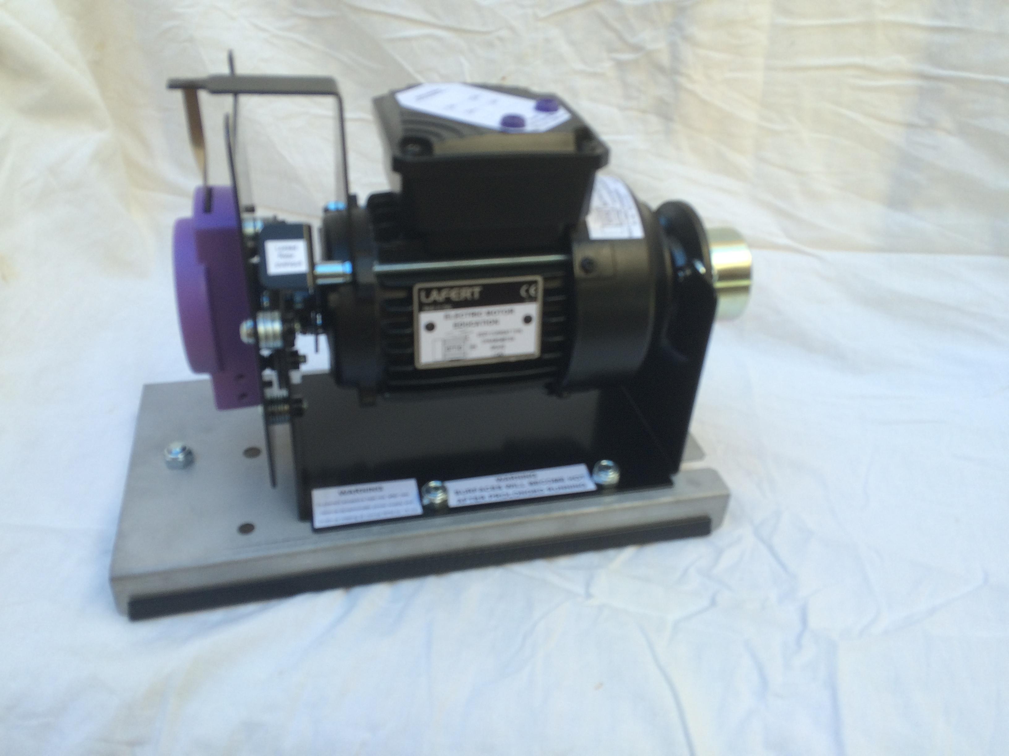 56-0-L005-A : Eddy Current Dynamometer/Load/Brake Image