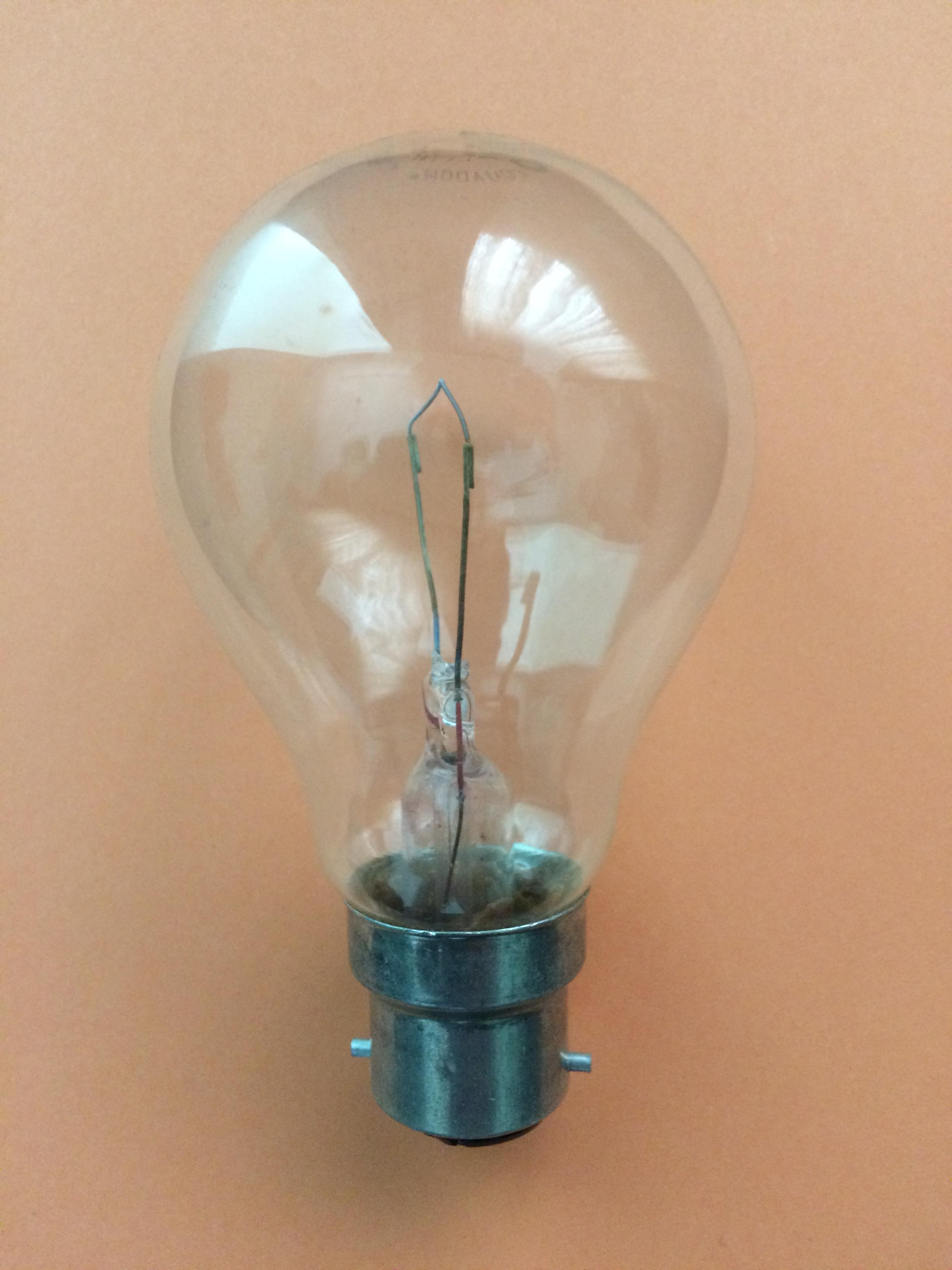 32V60WBC: RESISTIVE LOAD (Incandescent Lamp Bulb) Image