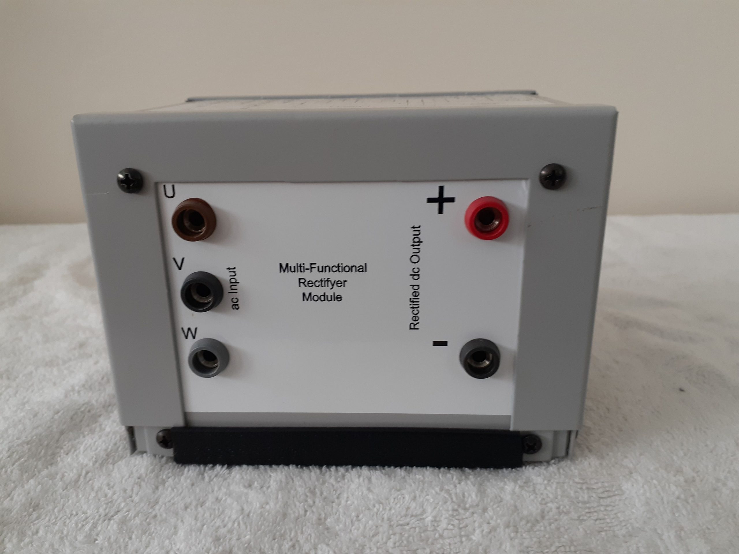 190914: Multi-functional Rectifier Module Image